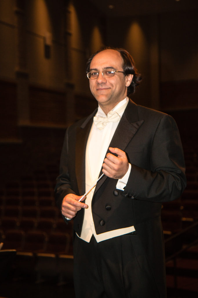 NSO Music Director - Simeone Tartaglione